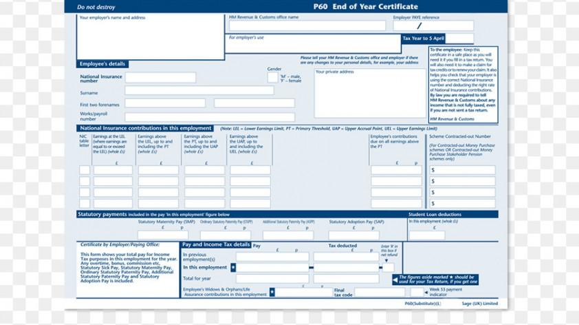 COVID-19. Traducción Jurada de documentos fiscales para exportar el paro desde Reino Unido a Tenerife  –  P60, P45 y U1
